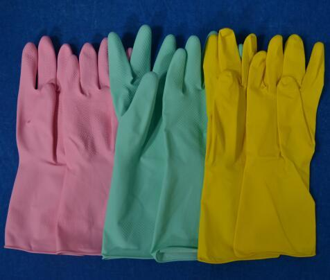 industrial cleaning gloves