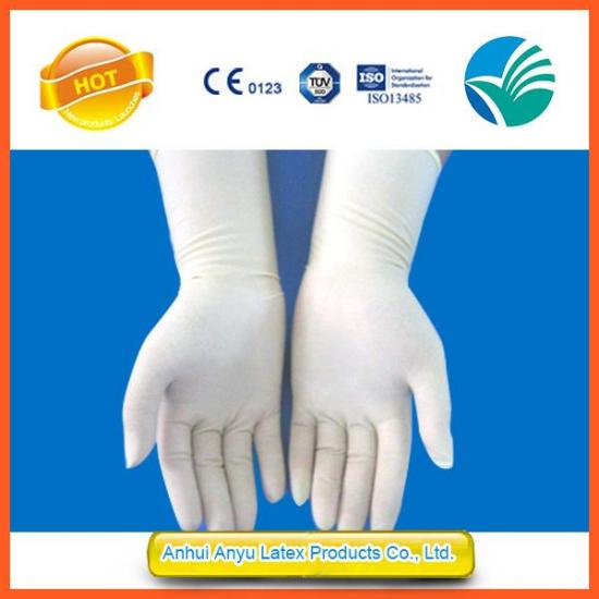 medical surgical latex gloves